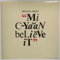 MICHAEL SMITH - Mi Cyaan Believe It (Reggae) - 33T
