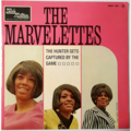 THE MARVELETTES - The Hunter Gets Captured +3 Motown - 45T (EP 4 titres)