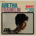 ARETHA FRANKLIN - Respect +3 (Soul) - 45T (EP 4 titres)