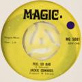 JACKIE EDWARDS / DONNIE ELBERT - Feel So Bad (Soul) - 45T (SP 2 titres)