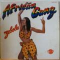 AFRICAN GANG - Zebola - LP