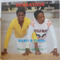 BOBO & DJIBS - Sensation - Pourquoi palabrer - LP