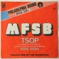 MFSB - Tsop +1 (Disco/Funk) - 45T (SP 2 titres)