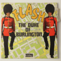 THE DUKE OF BURLINGTON - Flash +3 (Instru Soul/Funk) - 45T (SP 2 titres)