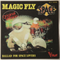 SPACE - Magic Fly +1 (Disco) - 45T (SP 2 titres)