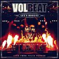 VOLBEAT - Let's Boogie! Live From Telia Parken (2xcd) Ltd Edit Digipack -E.U - CD x 2
