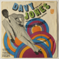 DAVY JONES AND THE VOODOO FUNK - Sookie Sookie - 45T (SP 2 titres)