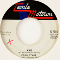 EDWIN STARR - War (Soul/Funk) - 45T (SP 2 titres)