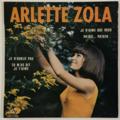 ARLETTE ZOLA - Je N'aime Que Vous +3 - 45T (EP 4 titres)