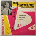 EDDIE CONSTANTINE - L'Enfant De La Balle +3 - 45T (EP 4 titres)