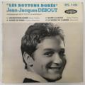 JEAN-JACQUES DEBOUT - Les Boutons Dorés +3 - 45T (EP 4 titres)