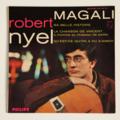 ROBERT NYEL - Magali +3 - 45T (EP 4 titres)