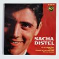 SACHA DISTEL - J'ai Un Rendez-vous +3 - 45T (EP 4 titres)