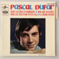 PASCAL DUFAR - Dans Les Rues D'Edimbourg +3 - 45T (EP 4 titres)