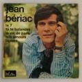 JEAN BÉRIAC - Le 7 +3 - 45T (EP 4 titres)