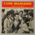 LUIS MARIANO - Chante En Espagnol +3 - 45T (EP 4 titres)