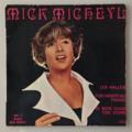 MICK MICHEYL - Les Halles +3 - 45T (EP 4 titres)