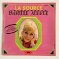ISABELLE AUBRET - La Source +3 - 45T (EP 4 titres)