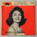 MARIA CANDIDO - Je Te Tendrai Les Bras +3 - 45T (EP 4 titres)