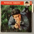 MARCEL AMONT - L'Eau Vive +3 - 45T (EP 4 titres)