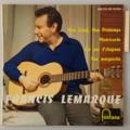 FRANCIS LEMARQUE - Mon Soleil, Mon Printemps +3 - 45T (EP 4 titres)