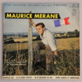MAURICE MERANE - Rappelle-Toi +3 - 45T (EP 4 titres)