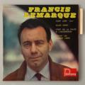 FRANCIS LEMARQUE - C'est Loin Jura +3 - 45T (EP 4 titres)