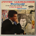 MOULOUDJI - Jouez Mariachis +3 - 45T (EP 4 titres)