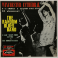 THE RANDOM BLUES BAND - Winchester Cathedral +3 - 45T (EP 4 titres)