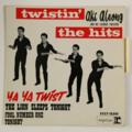 AKI ALEONG AND HIS LICORICE TWISTERS - Ya Ya Twist +3 - 45T (EP 4 titres)