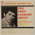 TONY JACKSON GROUP - You're My Number One +3 (Freakbeat) - 45T (EP 4 titres)