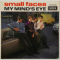 SMALL FACES - My Minds Eye +3 - 45T (EP 4 titres)