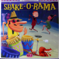 SHAKE-O-RAMA - Vol.2 - Freddie Houston/Dinah Washington - 33T