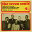 THE SEVEN SOULS - Hold On I'm Coming +3 (Soul) - 45T (EP 4 titres)