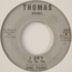 JAMO THOMAS - I Spy (For The FBI) (Soul) - 45T (SP 2 titres)