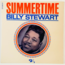 BILLY STEWART - Summertime +3 (Soul) - 45T (EP 4 titres)