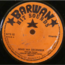KIBAUNI BROTHERS BAND - Mwei wa december / Kasilili - 7inch (SP)