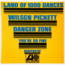 WILSON PICKETT - Land Of 1000 Dances +3 (Soul) - 45T (EP 4 titres)