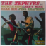 THE ZEPHYRS - Bicycle Ride +3 (Soul) - 45T (EP 4 titres)