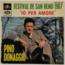 PINO DONAGGIO - Io Per Amore +3 (San Remo) 1967 - 45T (EP 4 titres)