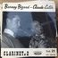 BARNEY BIGARD - CLAUDE LUTER - Swinging Clarinets n° 21 - 33T