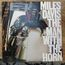 MILES DAVIS - MAN WITH THE HORN - LP