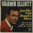 SHAWN ELLIOTT - Just Like Tom Thumbs Blues +3 - 45T (EP 4 titres)