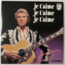 JOHNNY HALLYDAY - JE TAIME JE T'AIME - CD single