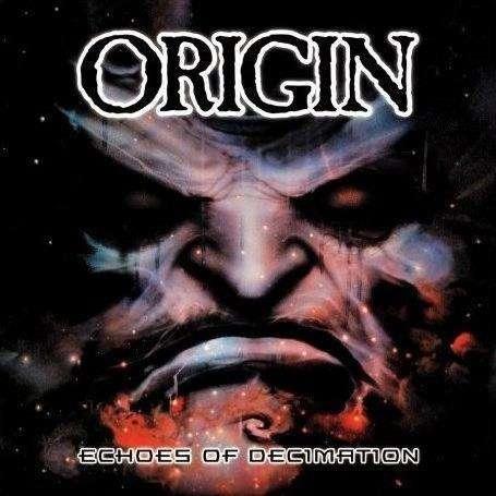 ORIGIN Echoes Of Decimation. Black Vinyl