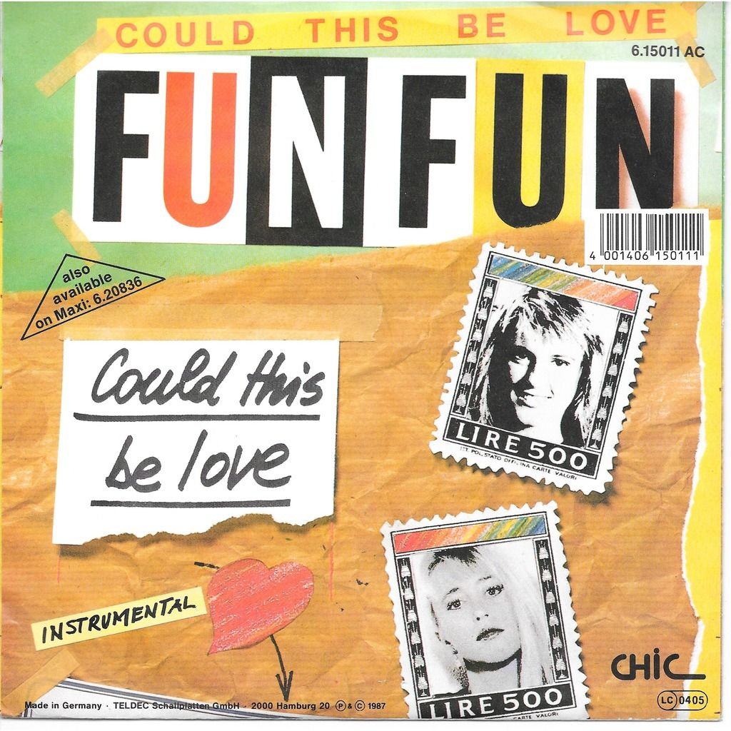 Fun fun Could this be love - Instrumental