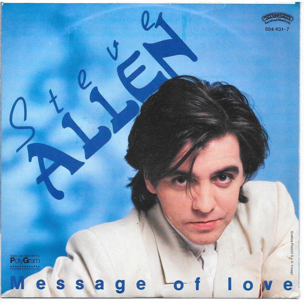 Steve Allen Message of love - Instrumental