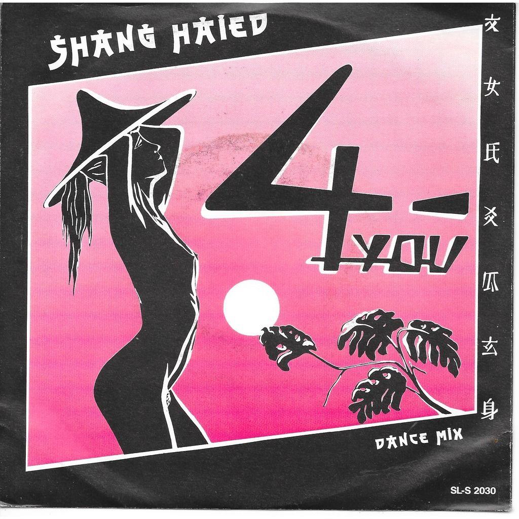 4 you Shang haied ( dance mix ) - Instrumental