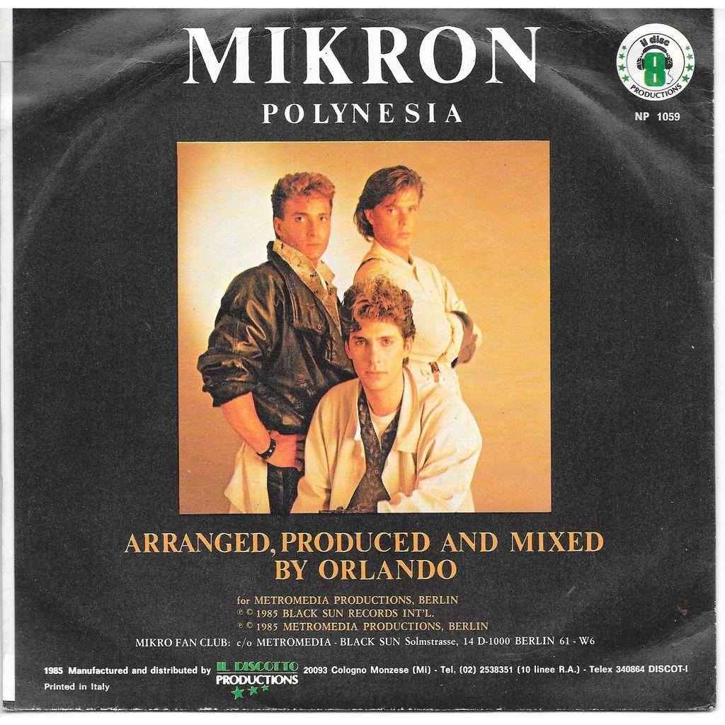 Mikron Polynesia - Instrumental