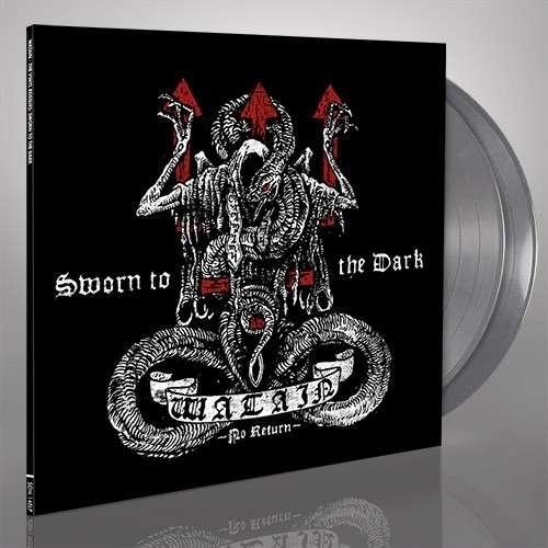 WATAIN Sworn to the Dark. Silver Vinyl
